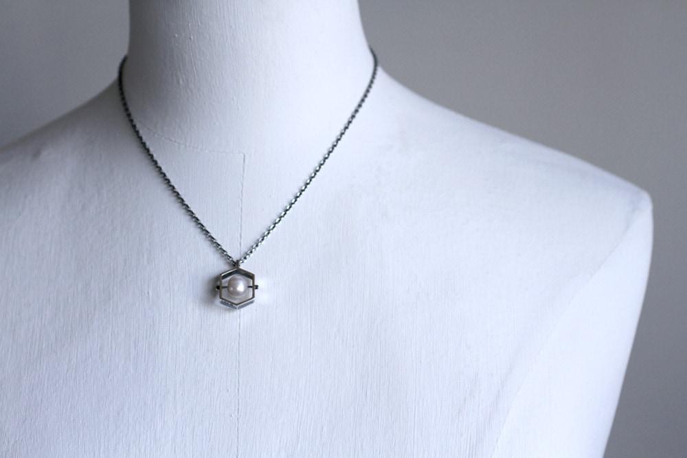 イシトメ-真珠-トルソー