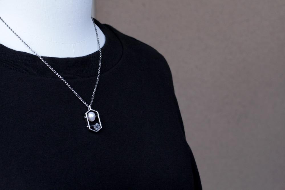 イシトメ-真珠と水晶-衣装2