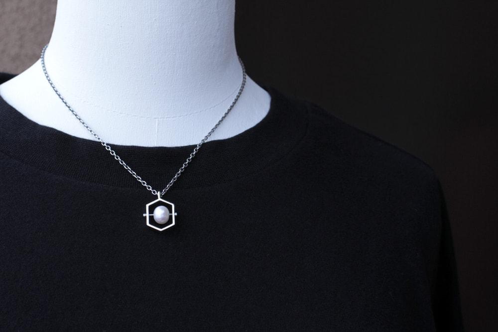 イシトメ-真珠-トルソー衣装